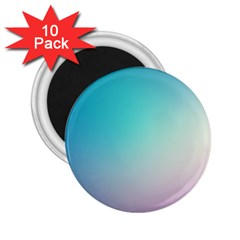 Background Blurry Template Pattern 2.25  Magnets (10 pack)