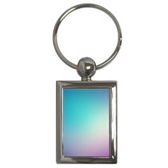 Background Blurry Template Pattern Key Chains (Rectangle)