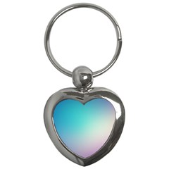 Background Blurry Template Pattern Key Chains (Heart)