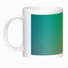 Background Blurry Template Pattern Night Luminous Mugs