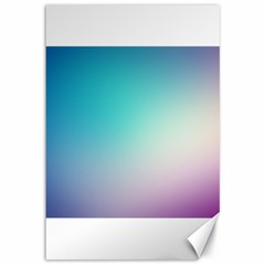 Background Blurry Template Pattern Canvas 12  x 18