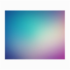 Background Blurry Template Pattern Small Glasses Cloth (2-Side)