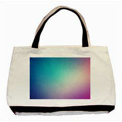 Background Blurry Template Pattern Basic Tote Bag (Two Sides)