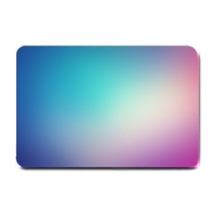 Background Blurry Template Pattern Small Doormat