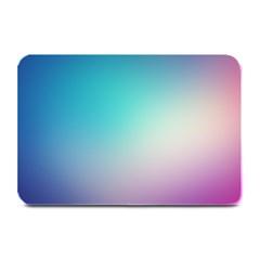 Background Blurry Template Pattern Plate Mats