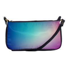 Background Blurry Template Pattern Shoulder Clutch Bags
