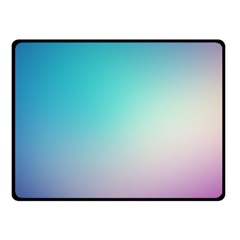 Background Blurry Template Pattern Fleece Blanket (Small)