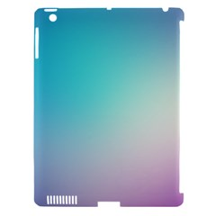 Background Blurry Template Pattern Apple iPad 3/4 Hardshell Case (Compatible with Smart Cover)