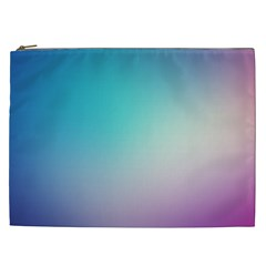 Background Blurry Template Pattern Cosmetic Bag (XXL)