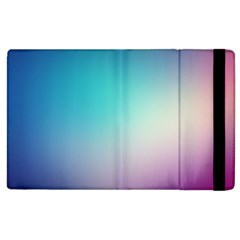 Background Blurry Template Pattern Apple iPad 3/4 Flip Case