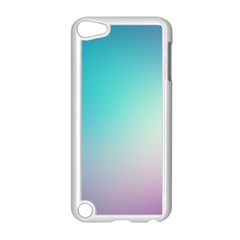 Background Blurry Template Pattern Apple iPod Touch 5 Case (White)