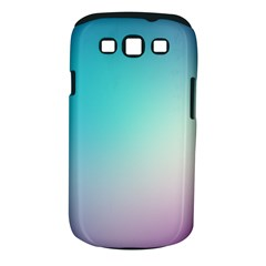 Background Blurry Template Pattern Samsung Galaxy S III Classic Hardshell Case (PC+Silicone)
