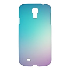 Background Blurry Template Pattern Samsung Galaxy S4 I9500/I9505 Hardshell Case