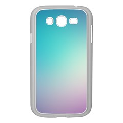Background Blurry Template Pattern Samsung Galaxy Grand DUOS I9082 Case (White)