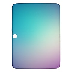 Background Blurry Template Pattern Samsung Galaxy Tab 3 (10.1 ) P5200 Hardshell Case
