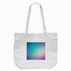 Background Blurry Template Pattern Tote Bag (White)