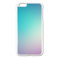 Background Blurry Template Pattern Apple iPhone 6 Plus/6S Plus Enamel White Case