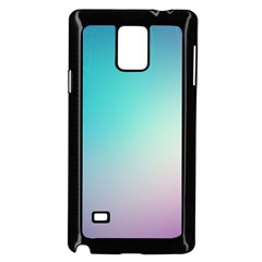 Background Blurry Template Pattern Samsung Galaxy Note 4 Case (Black)