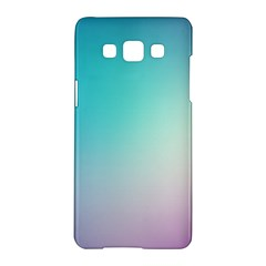 Background Blurry Template Pattern Samsung Galaxy A5 Hardshell Case