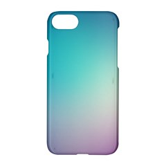 Background Blurry Template Pattern Apple iPhone 7 Hardshell Case