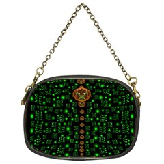 Tulips In The Night Of Stars Chain Purses (One Side)