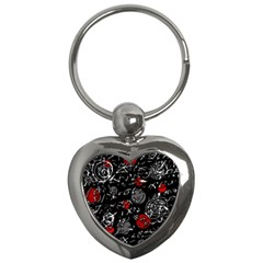 Red mind Key Chains (Heart)