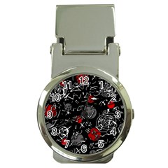 Red mind Money Clip Watches