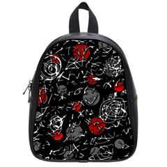 Red mind School Bags (Small)