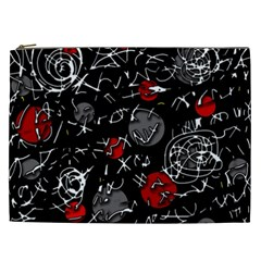 Red mind Cosmetic Bag (XXL)