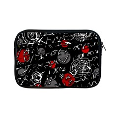 Red mind Apple iPad Mini Zipper Cases