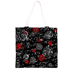 Red mind Grocery Light Tote Bag