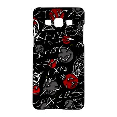 Red mind Samsung Galaxy A5 Hardshell Case