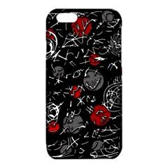 Red mind iPhone 6/6S TPU Case