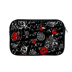 Red Mind Apple Macbook Pro 13  Zipper Case