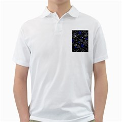 Blue mind Golf Shirts