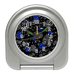 Blue mind Travel Alarm Clocks
