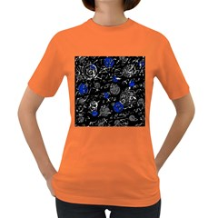 Blue mind Women s Dark T-Shirt