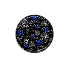 Blue mind Hat Clip Ball Marker