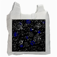 Blue mind Recycle Bag (One Side)