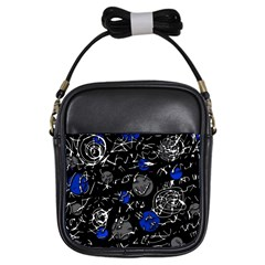 Blue mind Girls Sling Bags