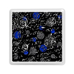 Blue mind Memory Card Reader (Square)