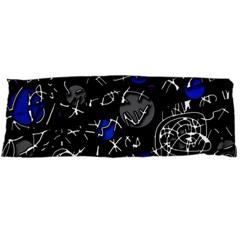 Blue mind Body Pillow Case (Dakimakura)