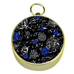 Blue mind Gold Compasses