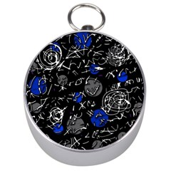 Blue mind Silver Compasses