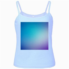 Background Blurry Template Pattern Baby Blue Spaghetti Tank