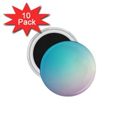 Background Blurry Template Pattern 1.75  Magnets (10 pack)