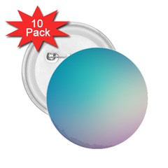 Background Blurry Template Pattern 2.25  Buttons (10 pack)