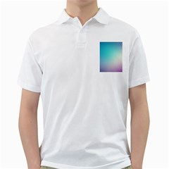 Background Blurry Template Pattern Golf Shirts