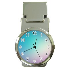 Background Blurry Template Pattern Money Clip Watches