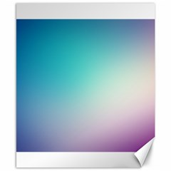 Background Blurry Template Pattern Canvas 8  x 10